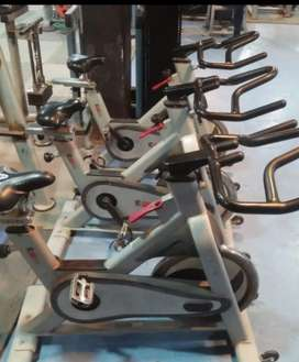 Spin cycle gym cycle