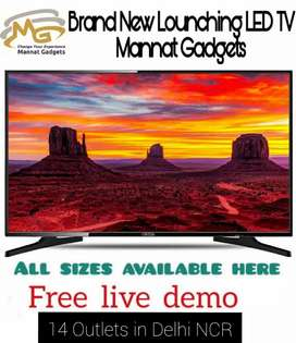 All sizes available (Brand New) Smart LED TV's