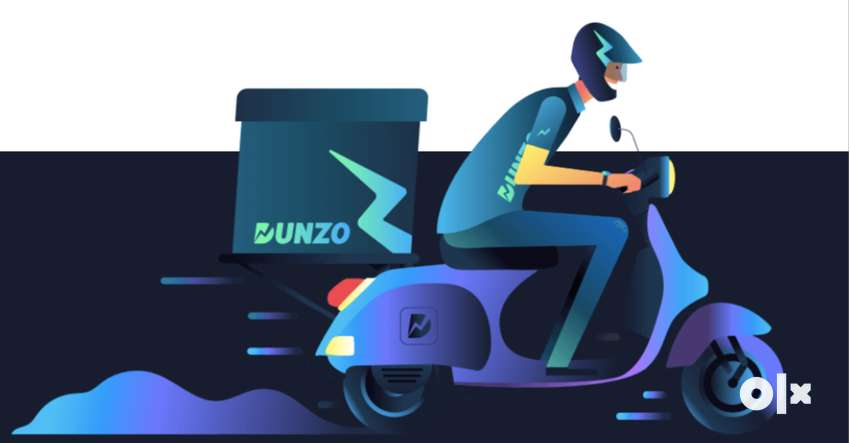 Join in dunzo as delivery partner earn up to 35000 per month 0