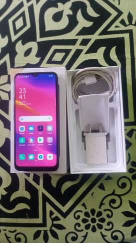 OPPO A5 2020 4/64 With Bill Box Charger Good Condition