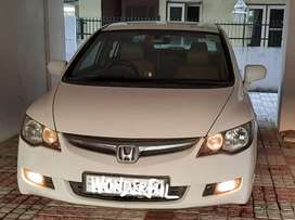 Honda Civic 2008 Petrol with cng Well Maintained