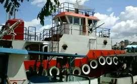 Jual tongkang 270 feet jumbo thn 2003 tag boud 2015 hub ibu heny