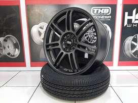 Velg Mobil HSR Surabaya Ring 18 | innova BMW Xpander Juke Honda BRV