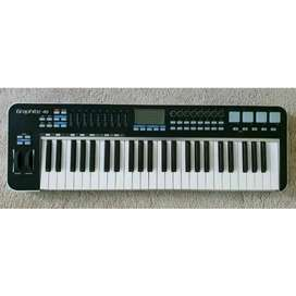 Midi Keyboard Samson Graphite 49