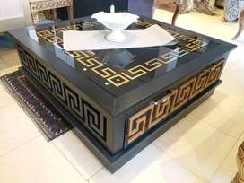 Latest design center table / coffee table for home decoration