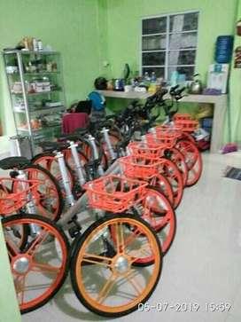 Sepeda Ex Singapura Sekend
