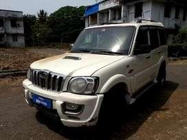 Mahindra Scorpio 2009-2014 VLX 2WD AIRBAG SE BSIV, 2011, Diesel