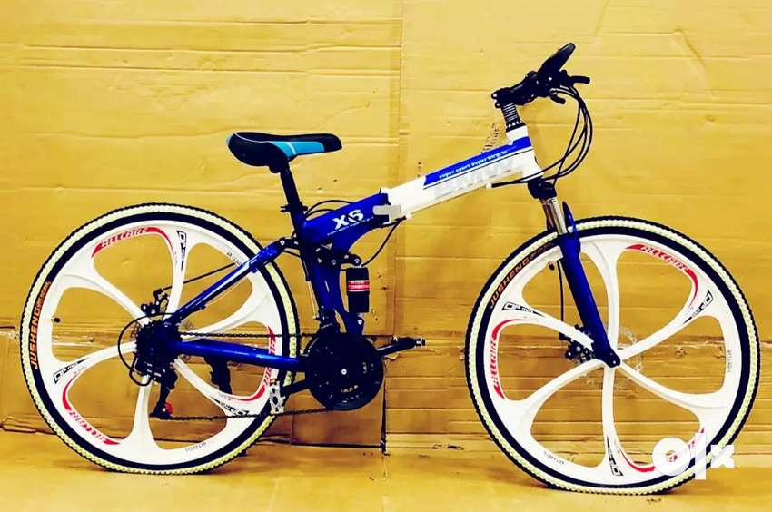 New Folding Cycles With 21 Shimano Gears  Price : 15,500/- 0