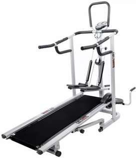 Cosco manual 4 in 1 treadmill Running Condition