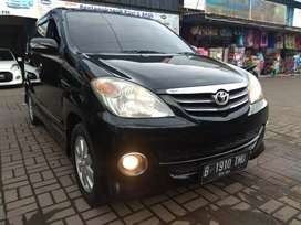 Toyota Avanza S at th 2009