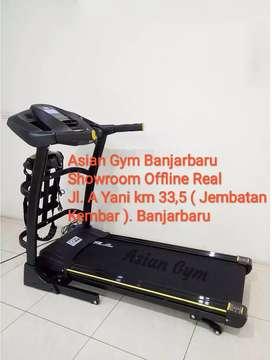 Treadmill Elektrik motor 2hp Hemat Listrik