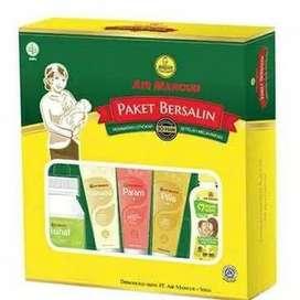 Air Mancur Paket Bersalin Premium, jamu pasca bersalin..