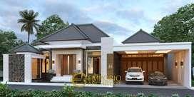 Jasa Arsitek Tangerang Desain Rumah 210m2 - Emporio Architect