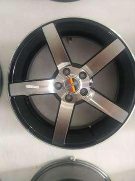 velg ring18 hsrwheel pcd5x112