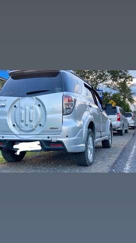 Toyota rush matic 2013