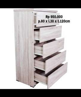 Filling cabinet 5 laci custom