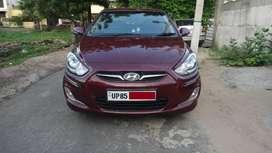 Hyundai Verna Fluidic 1.4 CRDi, 2014, Diesel