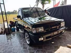 Panther pick up restorasi istimewa