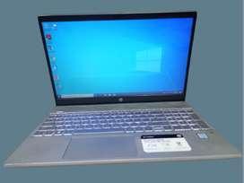 JUAL BEKAS HP PAV 15-CS0XXX Ci5-8250u TOUCHSCREEN/ RAM 12GB/ HDD 1TB