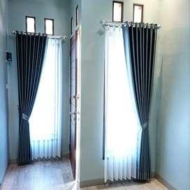 Tirai Curtain Hordeng Blinds Gordyn Gorden Korden Wallpaper 21..81d4t