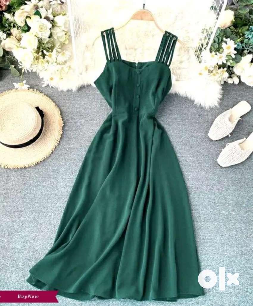 Trendy Elegant Women Dresses 0
