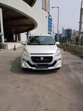 Suzuki Ertiga Dreza GS AT Putih 2017 Km30 TV Android GPS Camera Focus