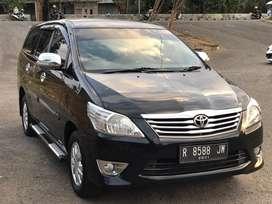 Innova 2012 bensin plat R isitmewa