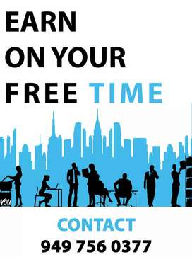 Earn at Your Free Time