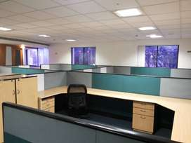 Fully furnished office space for rent at infantry road  2660 sqft