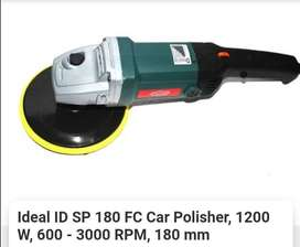 Rarely used car polishing/buffing machine for Rs 3200