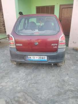 Good condition petrol car