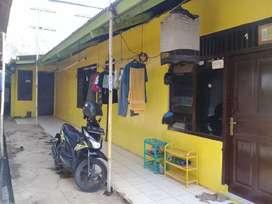 Rumah kontrakan 8 Pintu