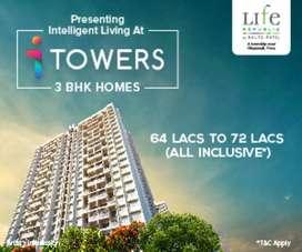 2.5 BHK Apartment for Sale in Hinjewadi at Kolte-Patil Life Republic