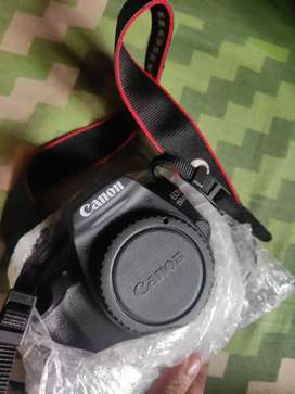 Canon 1500d +18-55mm+70-250mm