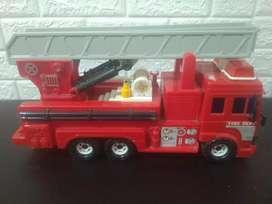 mainan truk pemadam kebakaran daesung made in korea