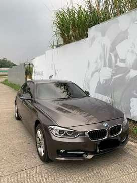 DIJUAL CEPAT BMW F30 2013 low KM, Jual cepat BU (Terima Tukar Tambah)