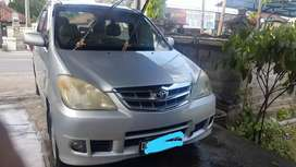 TOYOTA AVANZA TYPE G MANUAL TAHUN 2009