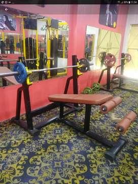 Gym bench best quality
