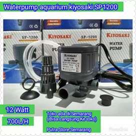 Waterpump Pompa Air Aquarium Kiyosaki Yamano 12 Watt SP 1200