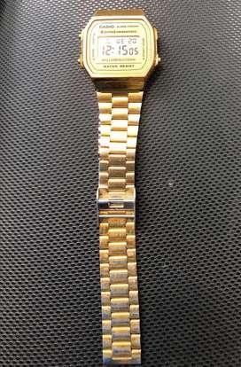 Jam tangan Casio A168 1572