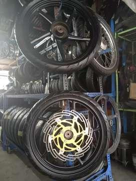 Pelak  RECING motor revo