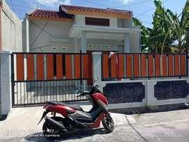 Dijual Rumah Baru Kampung Selatan RS INDRIYATI Solo Baru