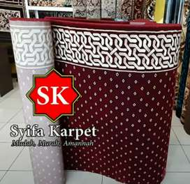 Karpet masjid gratis pemfakuman