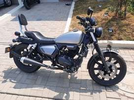 Benelli motobi evo 200 bulan Desember 2019