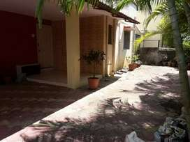 Prathibhanagar row banglow 3 bhk furnished