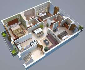 FLAT FOR SALE IN KHARAR ON NH-21