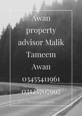 Kalyam Awan and surrounding areas