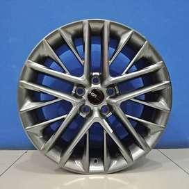 Velg Mobil Type BOZEMAN JD5086 HSR Wheel Ring 18 HRV, Rush, Innova dll