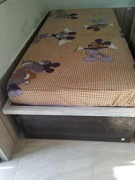 Sathi bed.