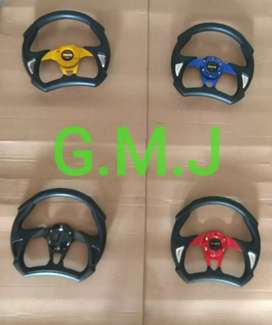 Sports steering wheel for all cars suvs